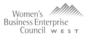 Women's Business Enterprise Council West